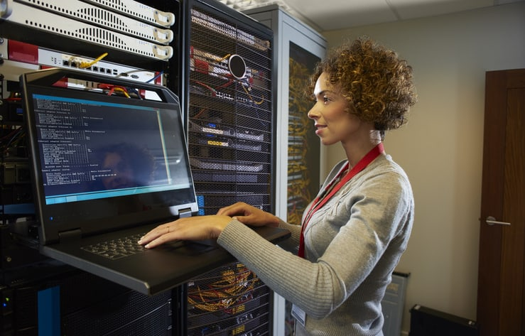 ExcalTech provides businesses throughout Chicago with detailed IT infrastructure assessments. What's happening to your network?