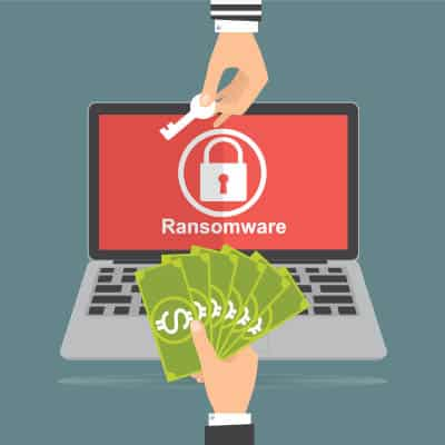 Concept Art: Ransomware